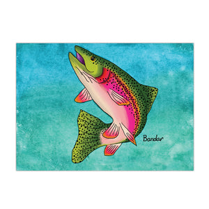 Rainbow Trout (8 Cards/8 Envs)