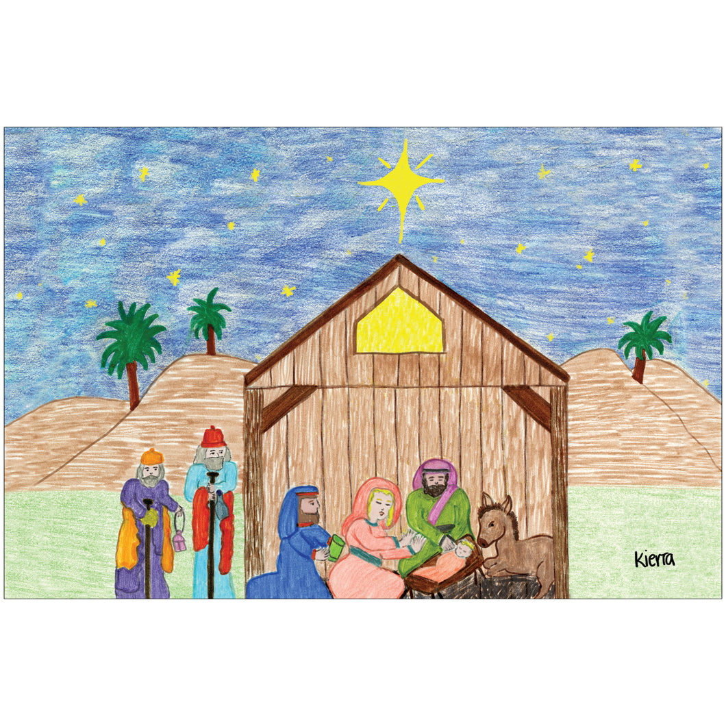 Nativity 10 count