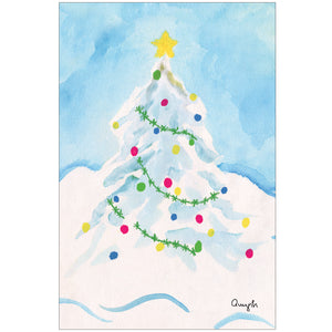 White Christmas by Quynh