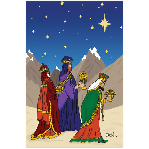 Three Wisemen by Belen