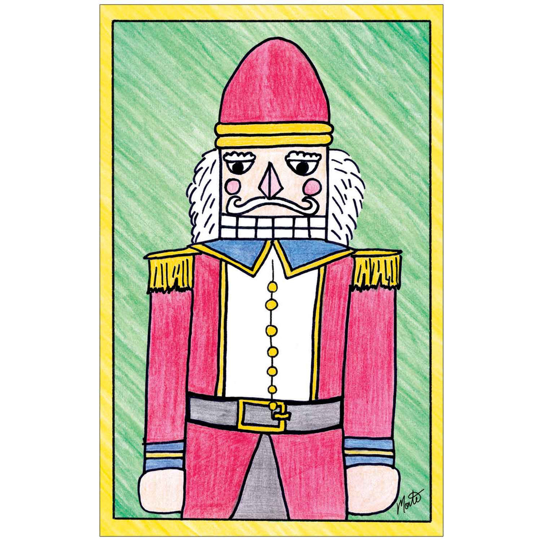 Major Nutcracker
