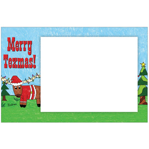 Merry Texmas Horizontal Photo Card by Kolton