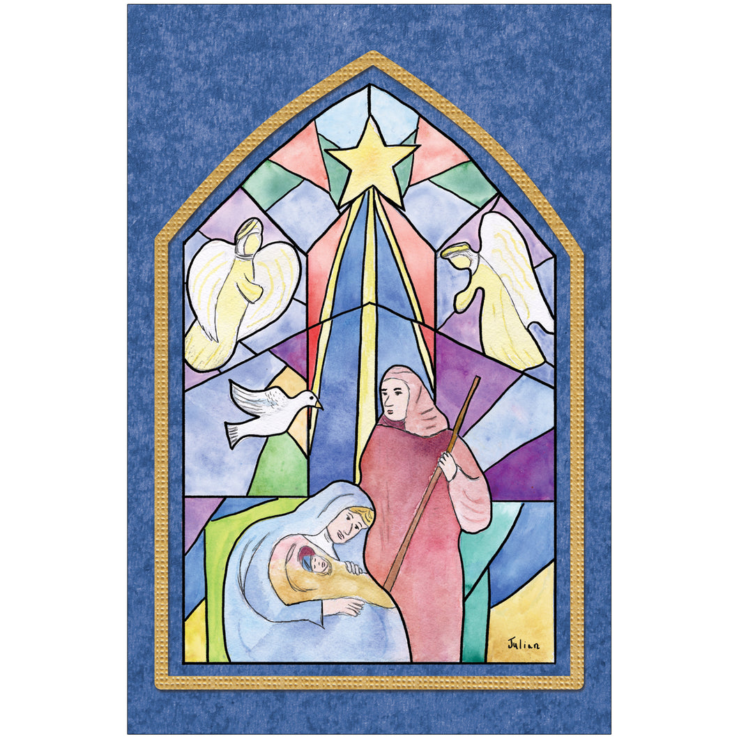 Holy Window by Julian