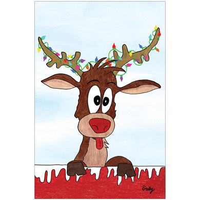 Rudolph The Reindeer by Emily
