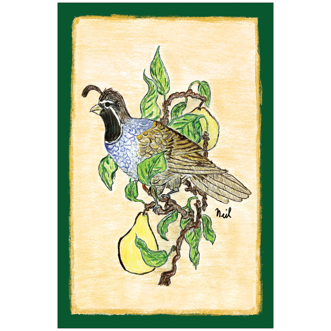 Partridge In A Pear Tree 10 ct