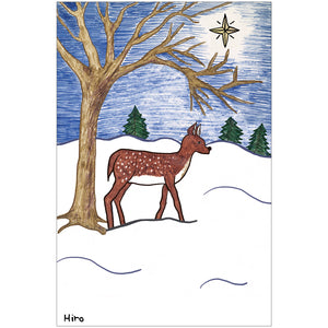 Following Winter Star by Hiro