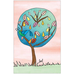 Partridge Pear Tree by Joel