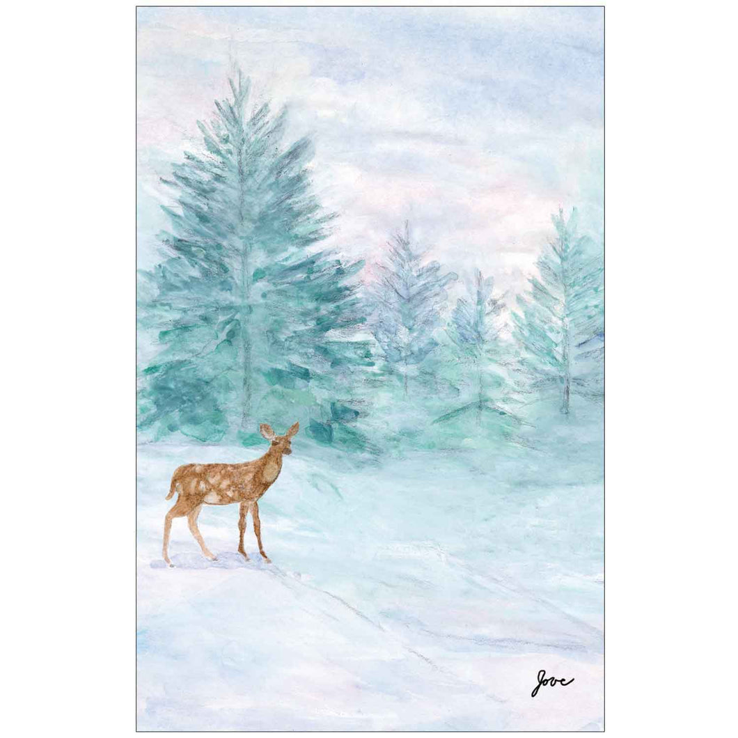 Serene Winter by Jove
