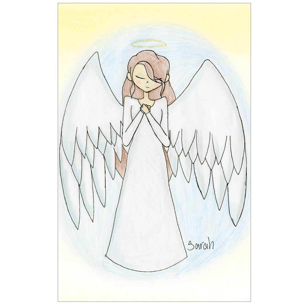 Angel by Sarah
