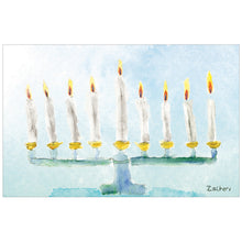 Menorah by Zachery