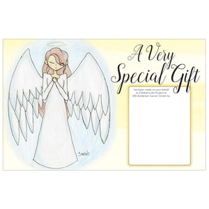 Angel Contribution Card