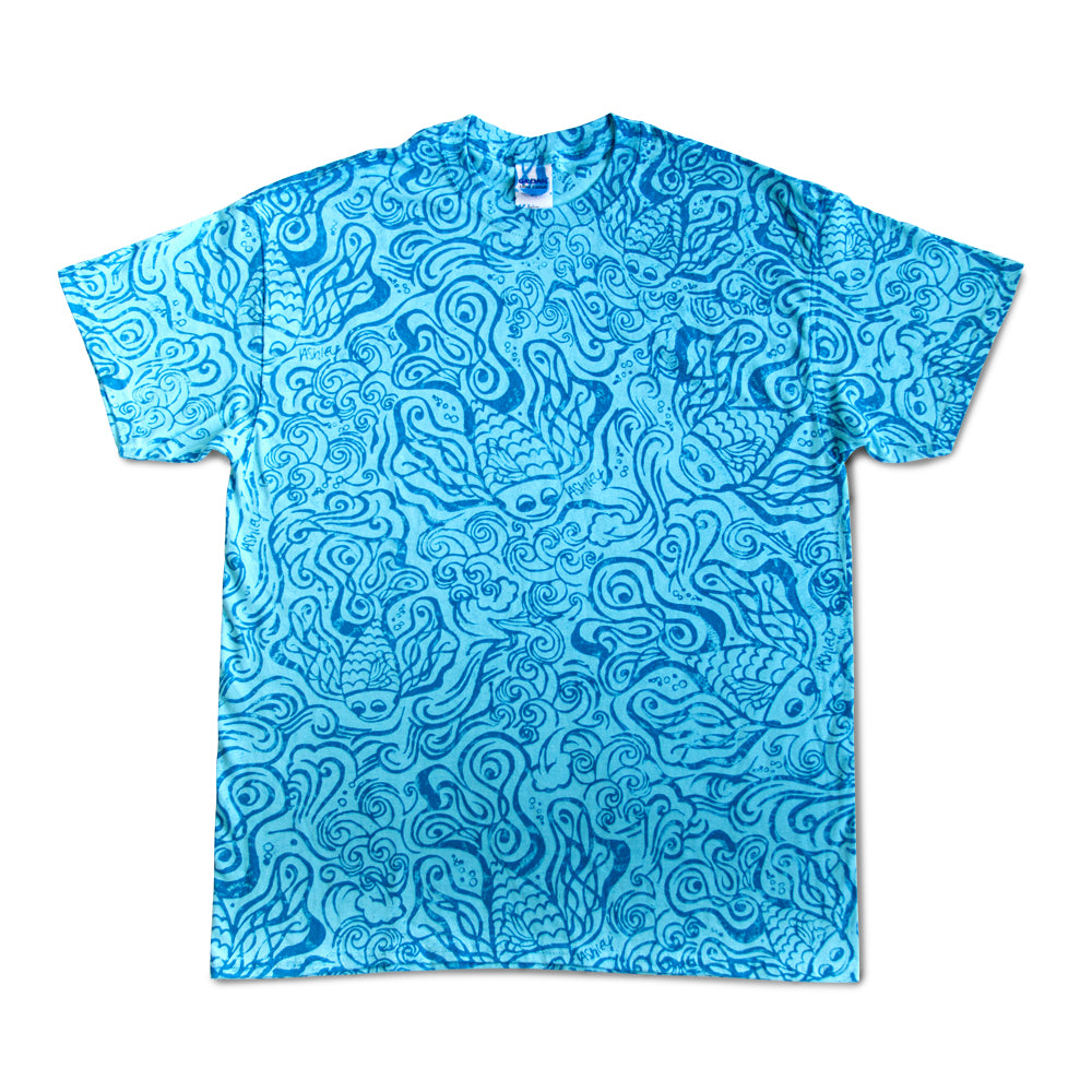 Men's Koi Shirt