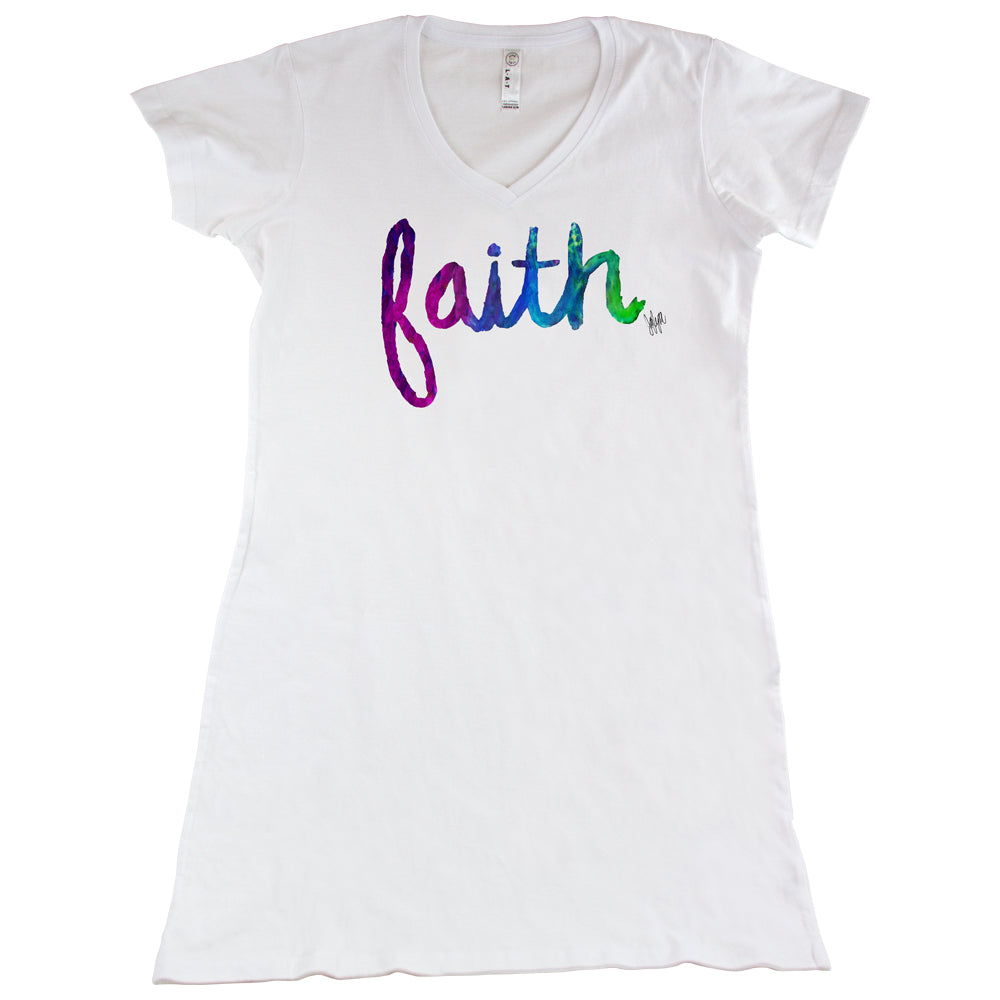Faith Sleep Shirt