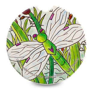 Dragonfly Car Coaster