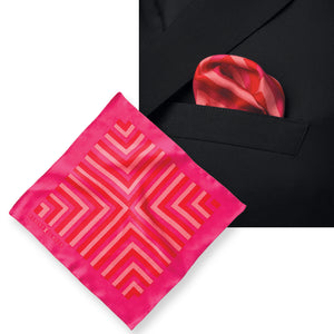 Elaine Turner Men's Pocket Square
