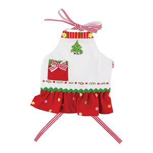 Happy Tree Doll Apron