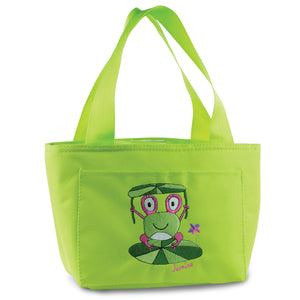 Frog Lunch Bag