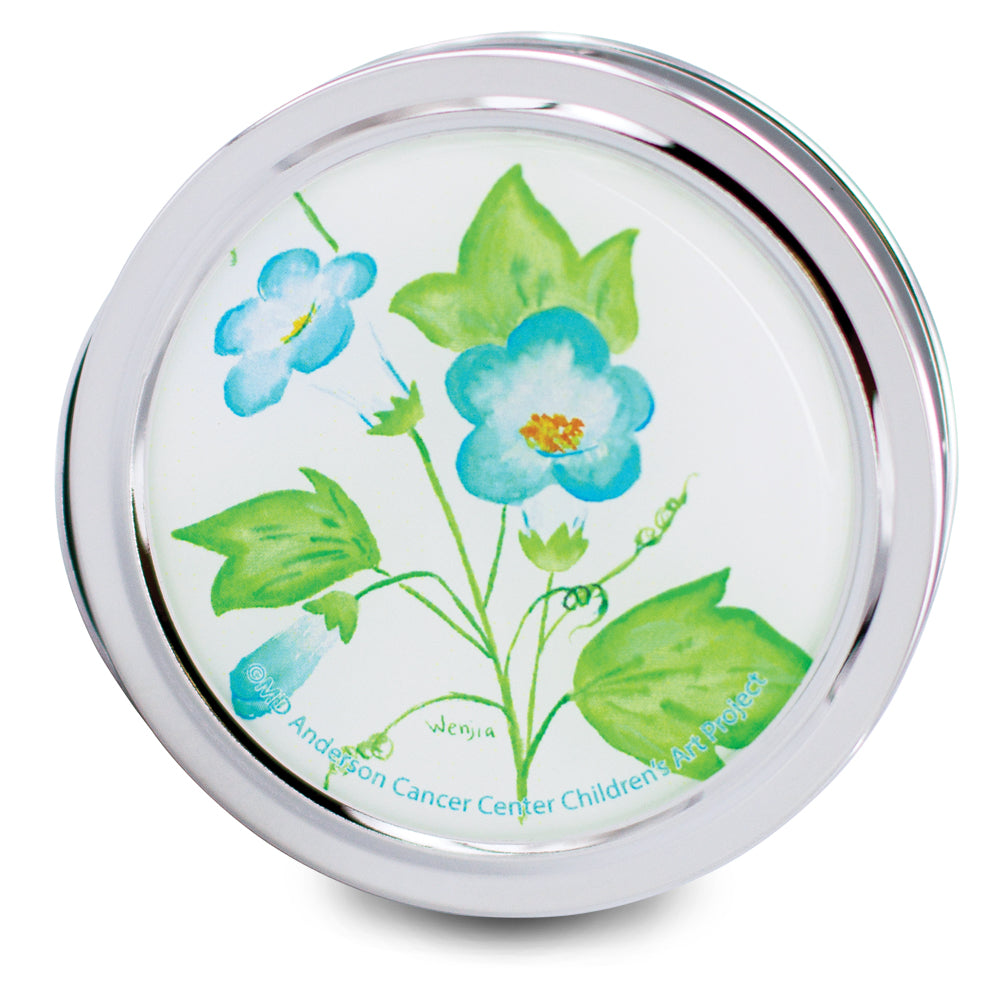 Blue Blossoms Magnifier