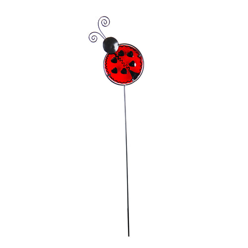 Lady Bug Pot Sticker