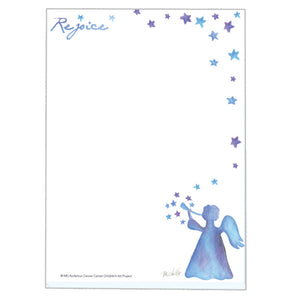 Blue Angel Note Pad