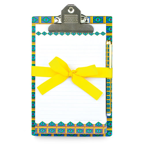 Art Deco Clipboard Set
