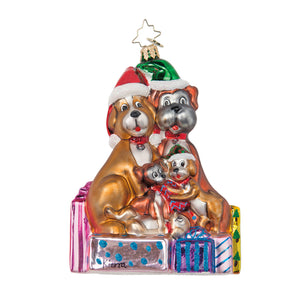 The Barkers Radko Ornament