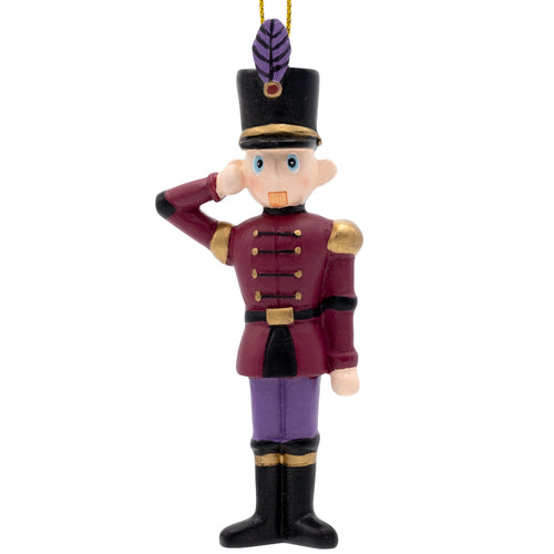 Nutcracker Soldier Resin