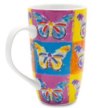 Four Butterflies 20 Oz Mug