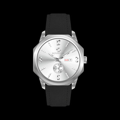 Successor Black-Silver Quartz