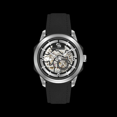 Successor Black-silver Automatic