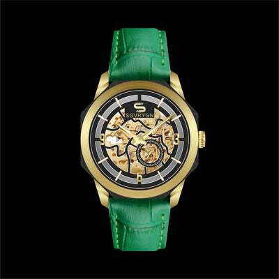 Successor Green-Gold Automatic