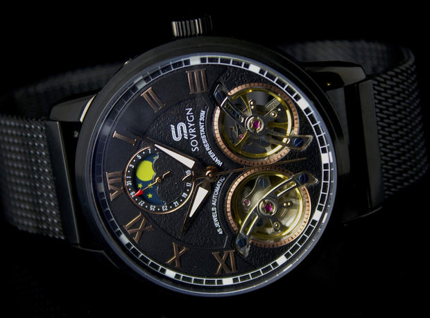 Imperial Midnight Edition Automatic Watch