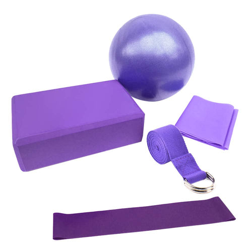 Home Yoga Set - (5 Piece)