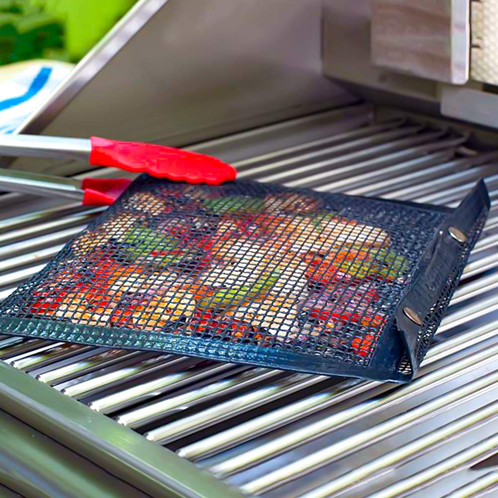The Grill-Easy™ BBQ Mesh Grilling Bag