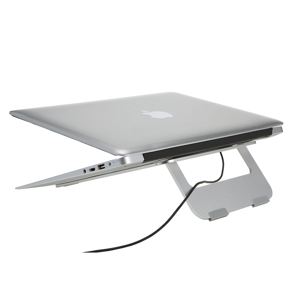 Ergonomic Cooling Laptop Stand