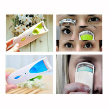 iLash Electric Heating Eyelash Curler