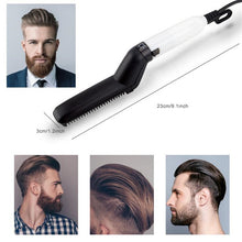Electric Hair & Beard Straightening Comb