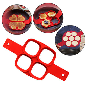 Flippin' Fantastic Mini Pancake & Egg Maker