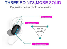 Bluetooth 5.0 Wireless Earbuds with 1500mAh Powerbank