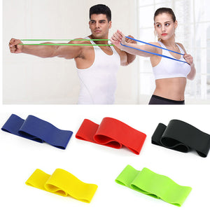 Resistance Workout Rubber Bands