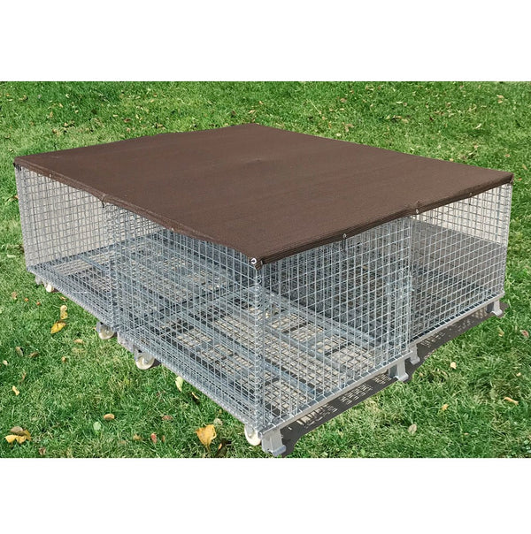 Pet Kennel Shade Cover