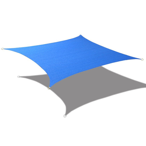 Custom Sized HDPE Sail - Blue