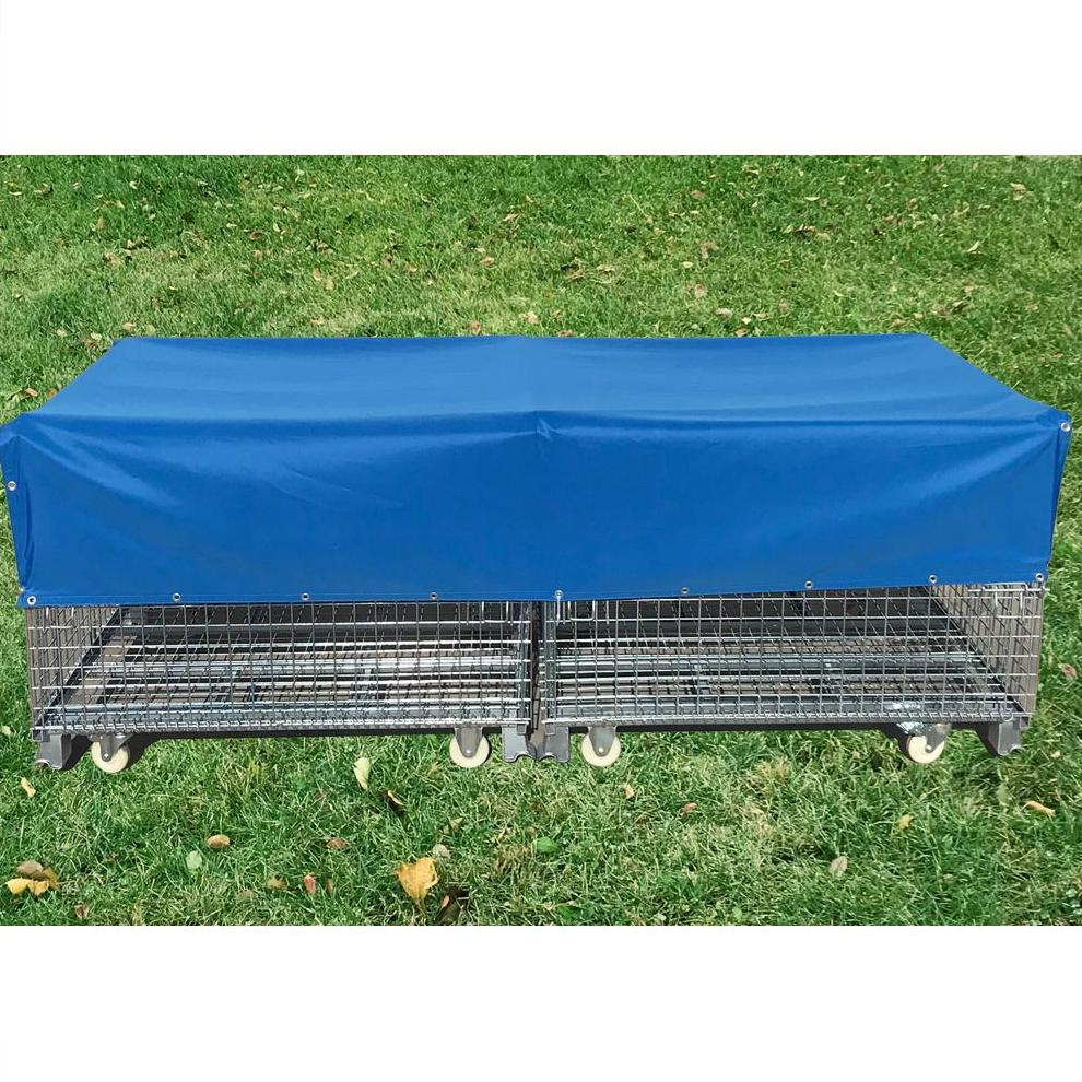 Waterproof Shade Cover, Sunblock Shade Privacy Panel - Royal Blue
