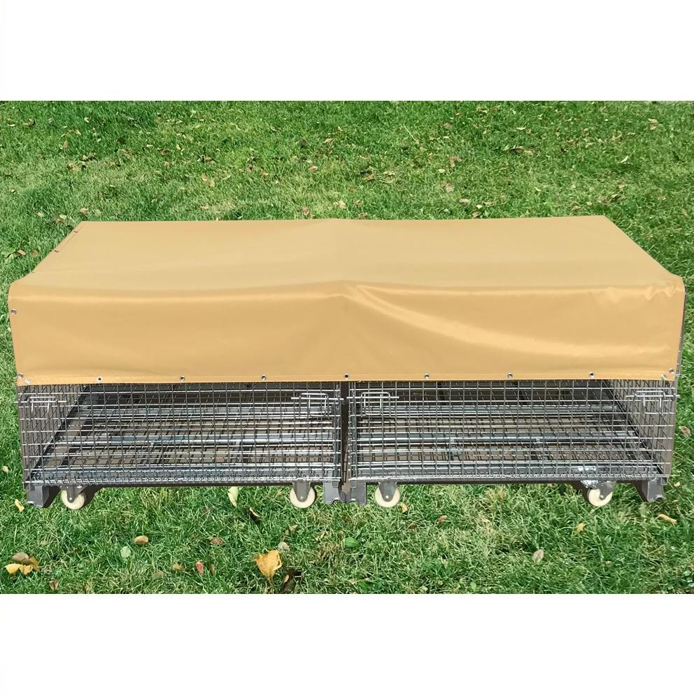 Waterproof Shade Cover, Sunblock Shade Privacy Panel - Desert Sand