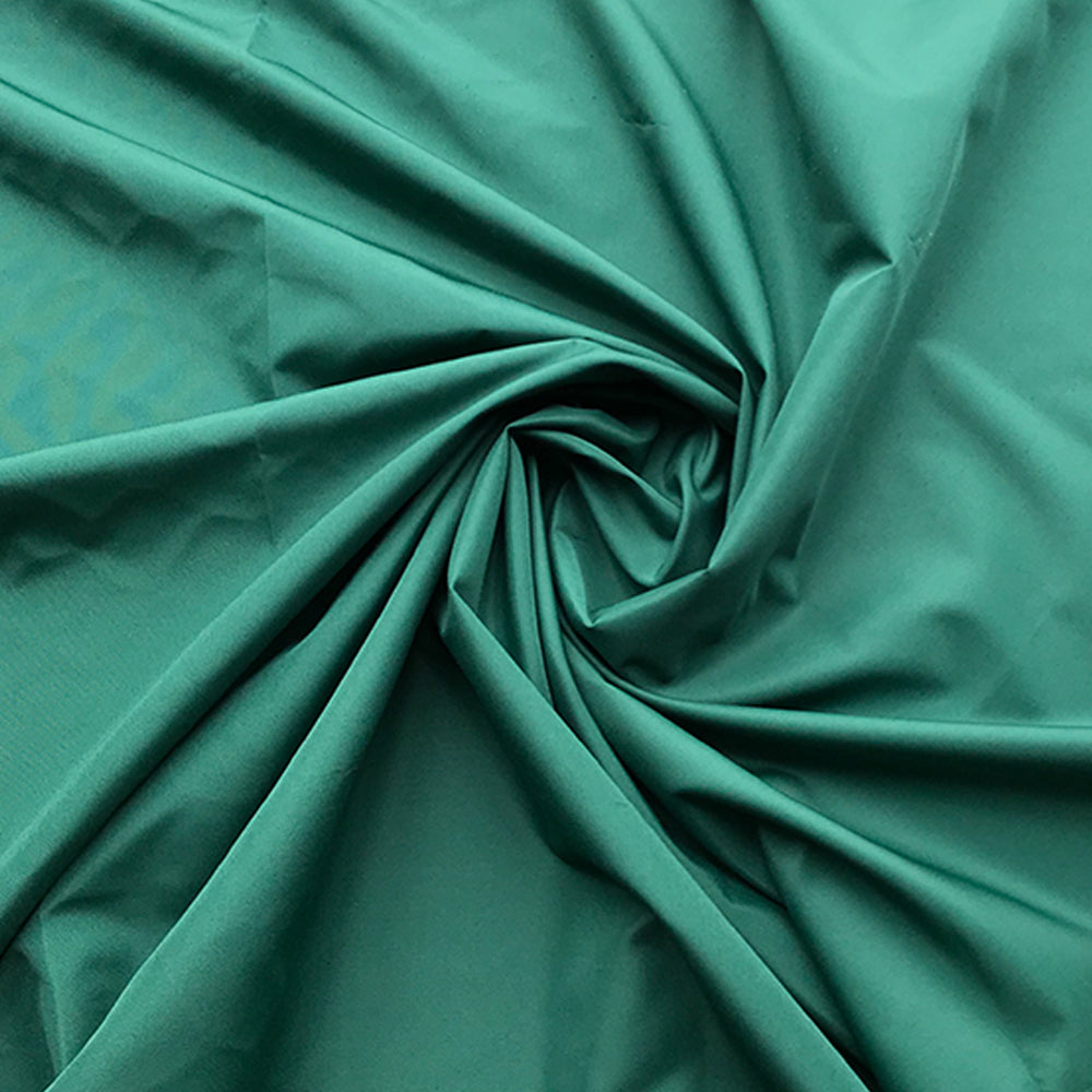 Alion Home 80'' Wide PU Waterproof Polyester Fabric for Outdoor UV Protector Canvas Awning Patio Cover - Sold by Yard (Dark Green)