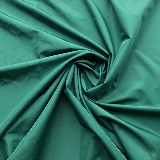 Alion Home 80'' Wide PU Waterproof Polyester Fabric - Sold by Yard - (Dark Green)