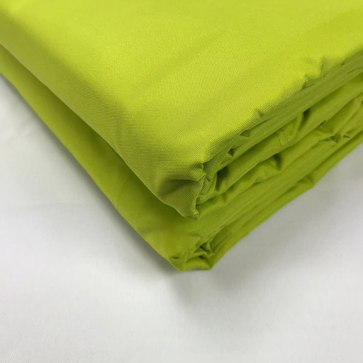 Alion Home 80'' Wide PU Waterproof Polyester Fabric - Sold by Yard - (Pear Green)