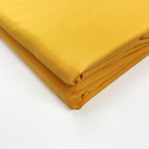 Alion Home 80'' Wide PU Waterproof Polyester Fabric for Outdoor UV Protector Canvas Awning Patio Cover - Sold by Yard (Mango Yellow)