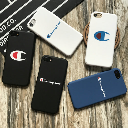 Champion Phone Cases Iphone and Android