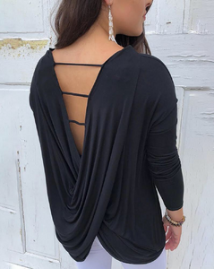 VIVA VOOM OPEN BACK TOP